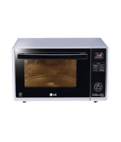 LG 32 liters convection microwave oven