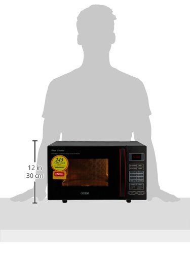 convection microwave oven Onida brand