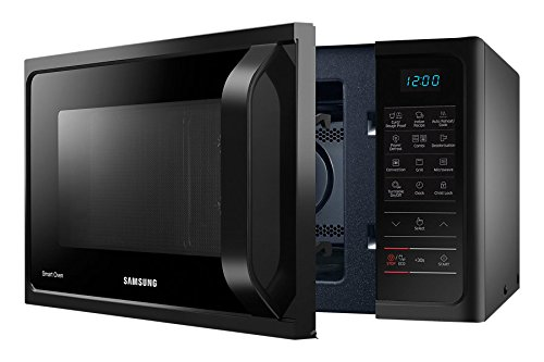 Samsung 28 liters convection oven black
