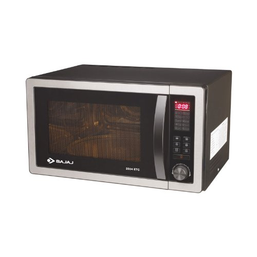 Bajaja 25 liters microwave oven convection mode