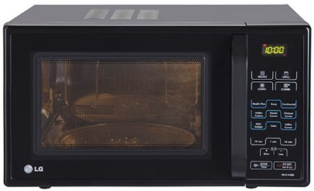 21 liters convection microwave oven from LG
