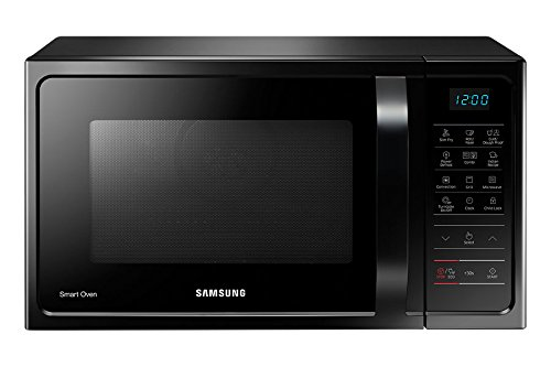 Samsung 28 L Convection Microwave Oven (MC28H5033CK/DP, Black)