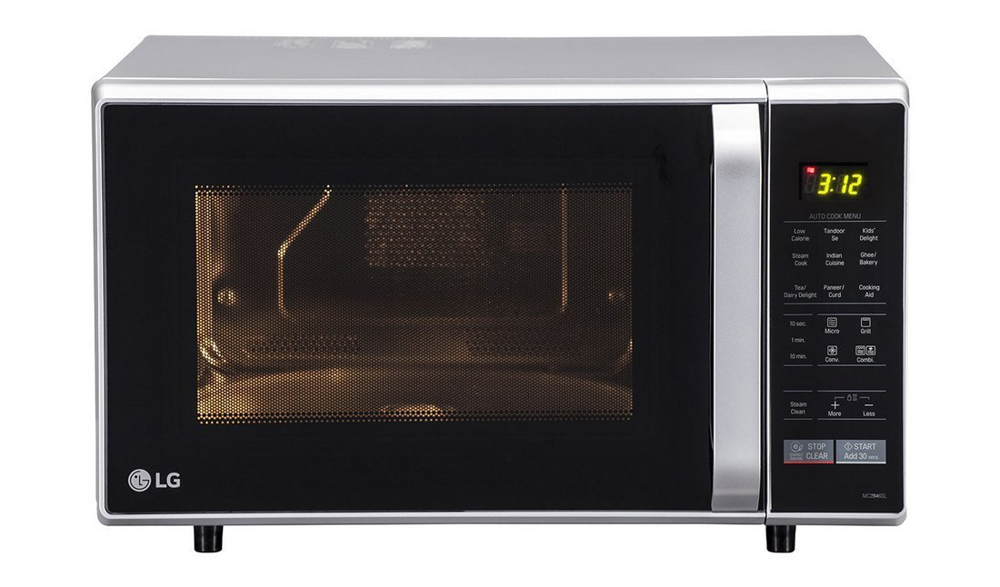 LG 28 liters unit - convection microwave oven