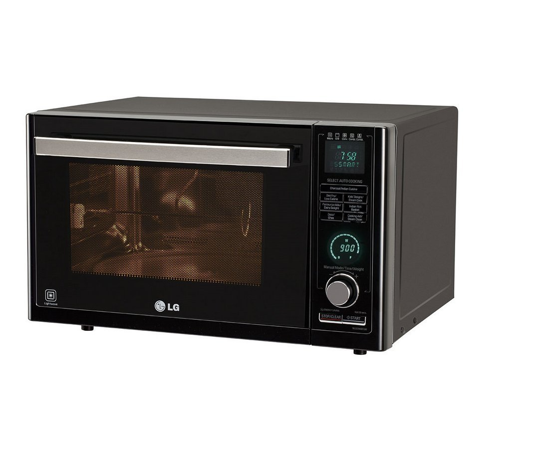 LG 32 liters microwave oven