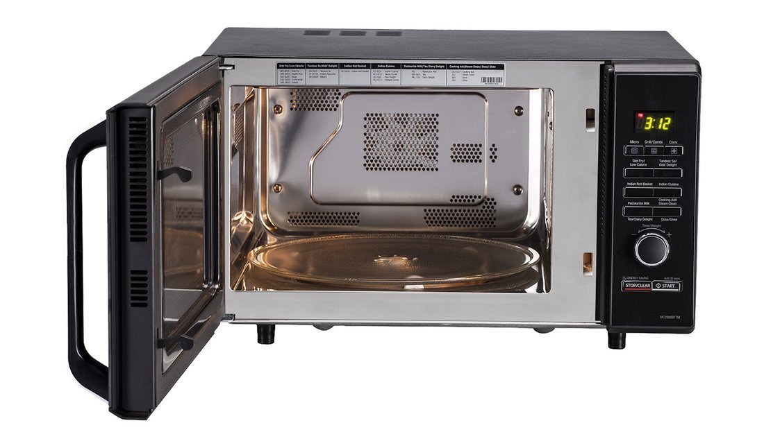 LG Microwave Oven with High Capacity