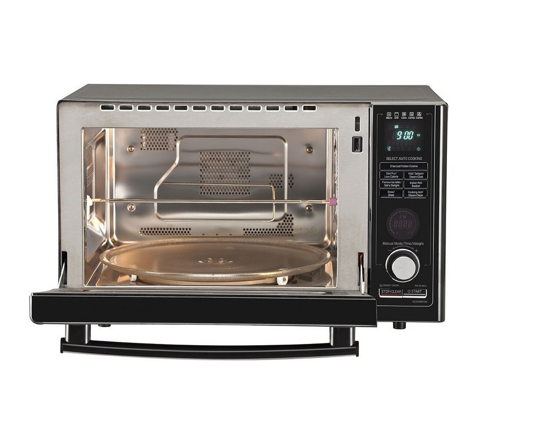 LG  microwave oven convection mode