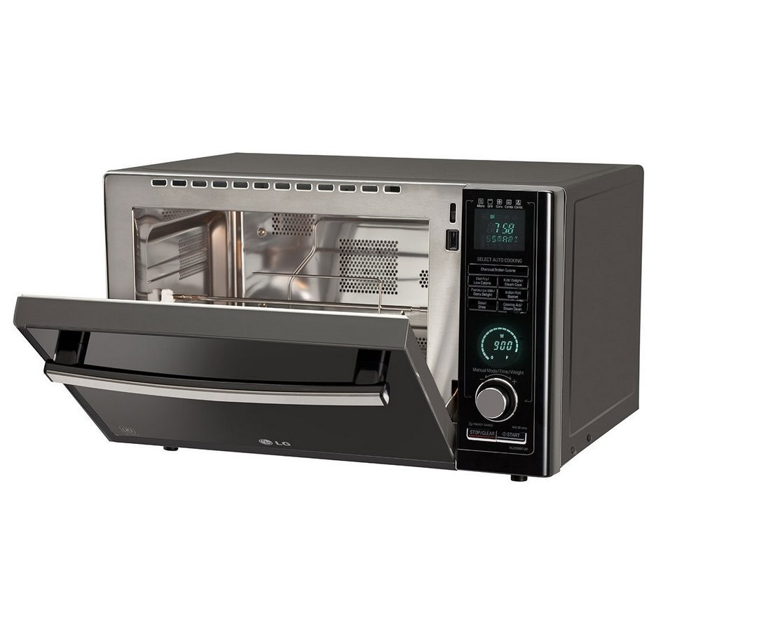 LG convection microwave oven convection mode