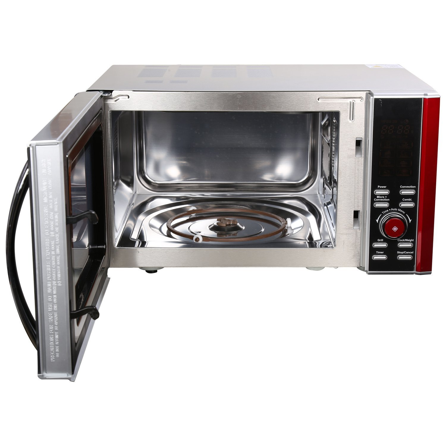 Kenstar Silver Microwave Oven