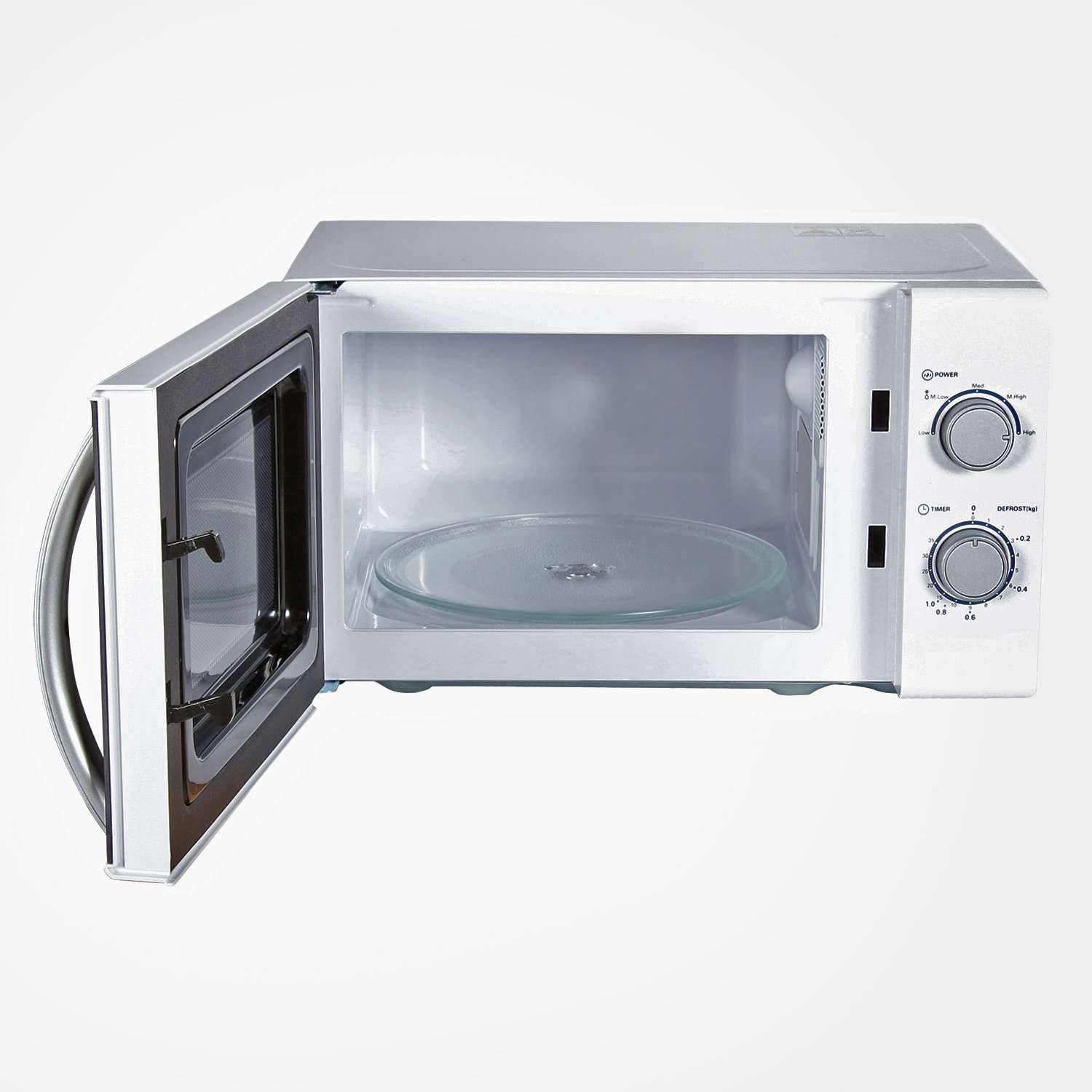 Kenstar 17 liters microwave oven white