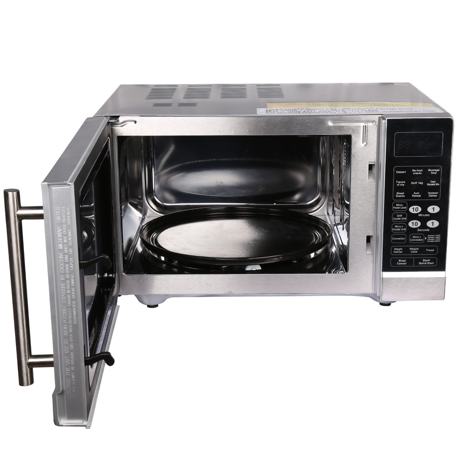 microwave oven IFB