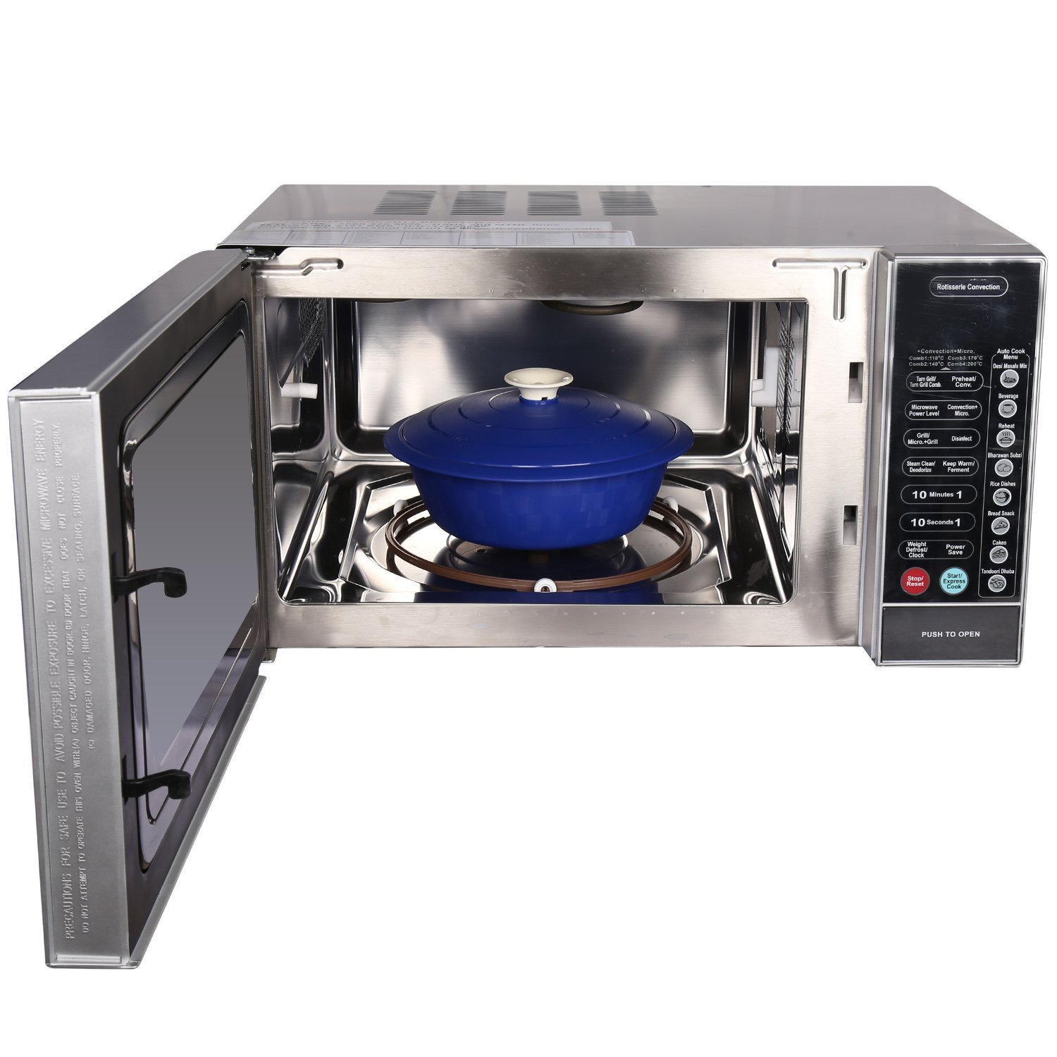 IFB microwave Oven convection mode