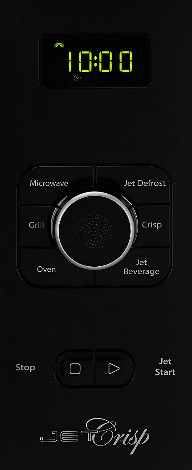 Whirlpool Microwave Oven with High Capacity