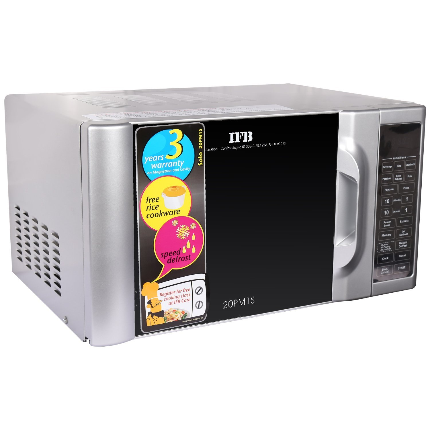 IFB 20 Liters microwave oven