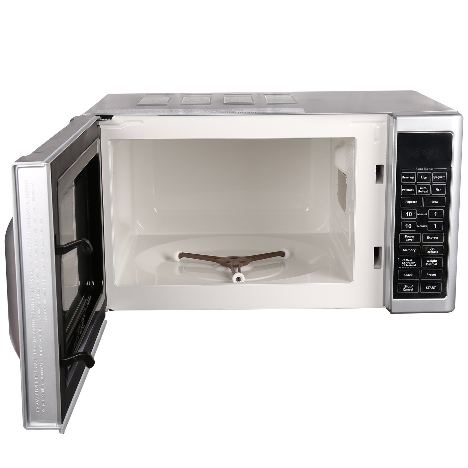 IFB Metalic Silver Microwave Oven