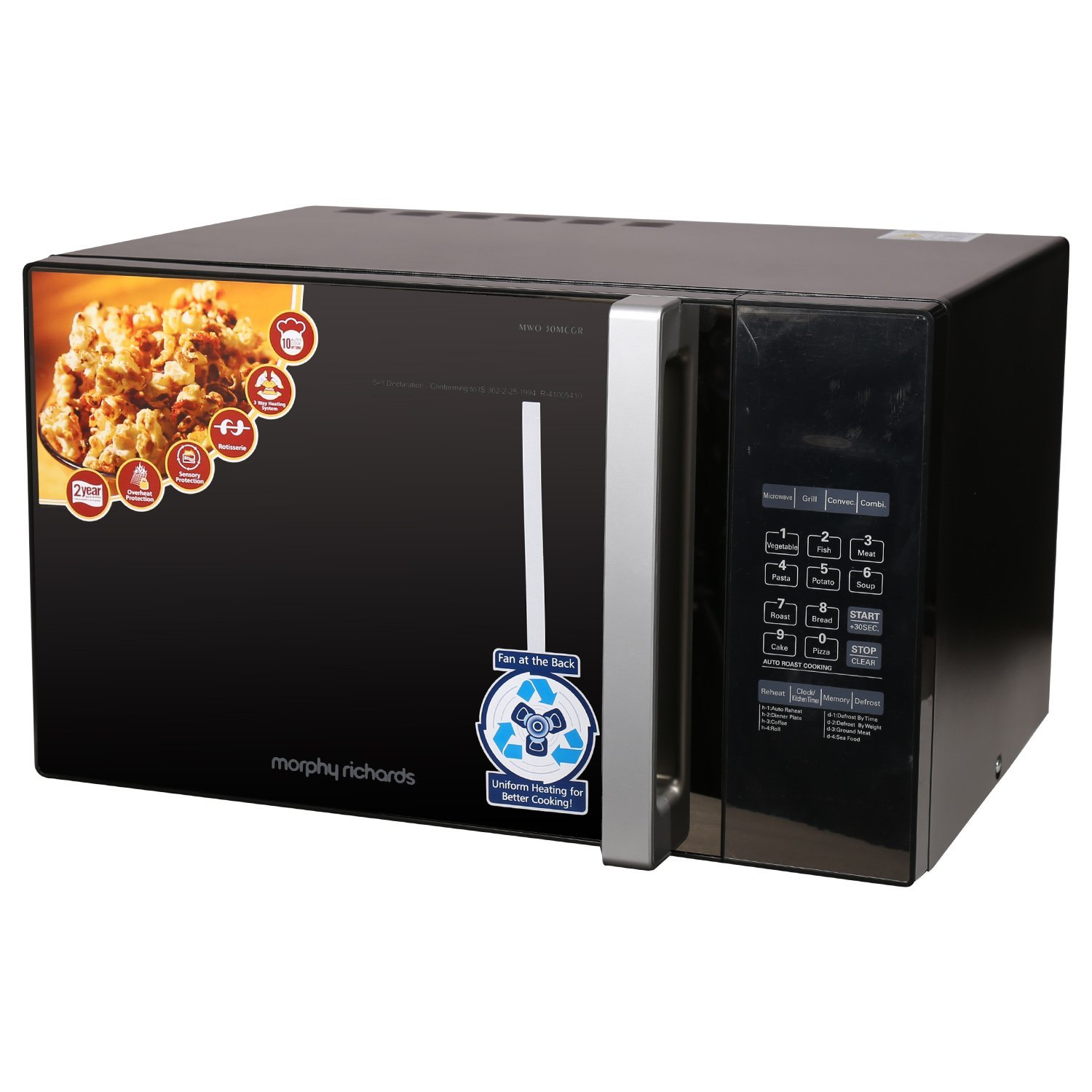 Morphy Richards 30 Liters Oven