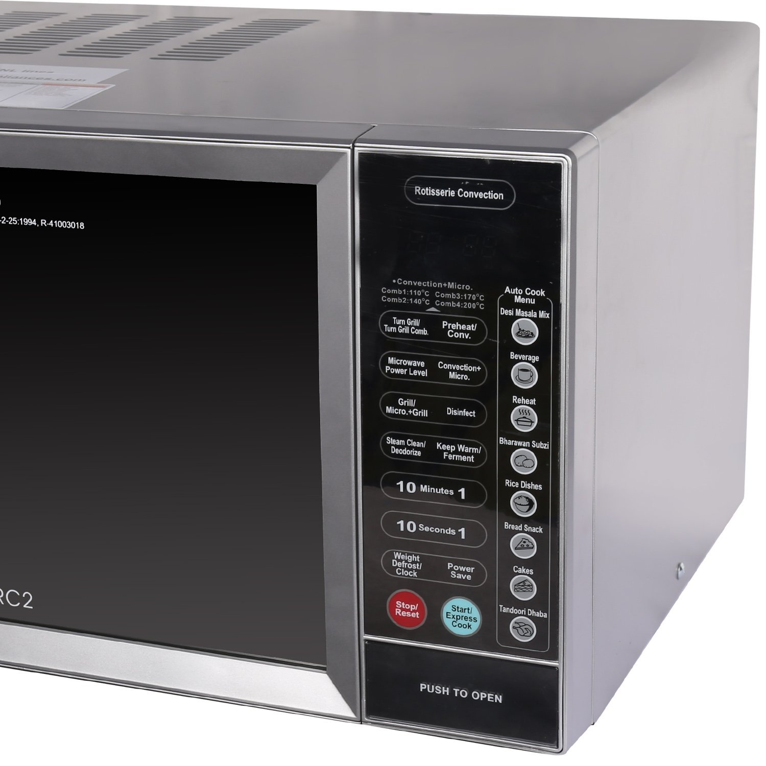 IFB microwave Oven convection