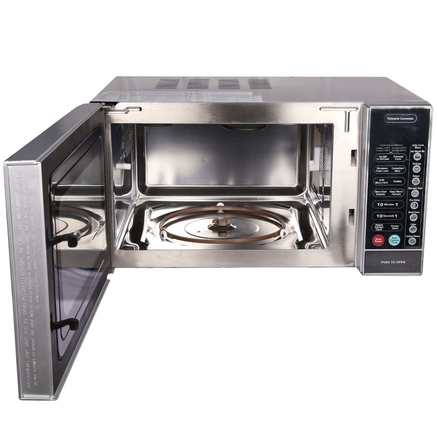 IFB 30 L Oven convection mode
