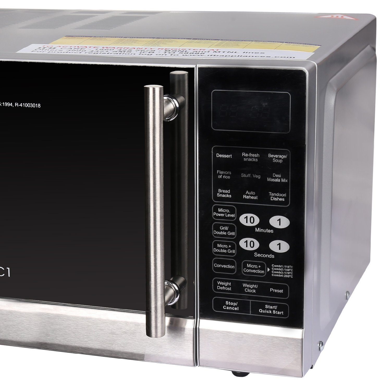 IFB microwave oven 25 liters