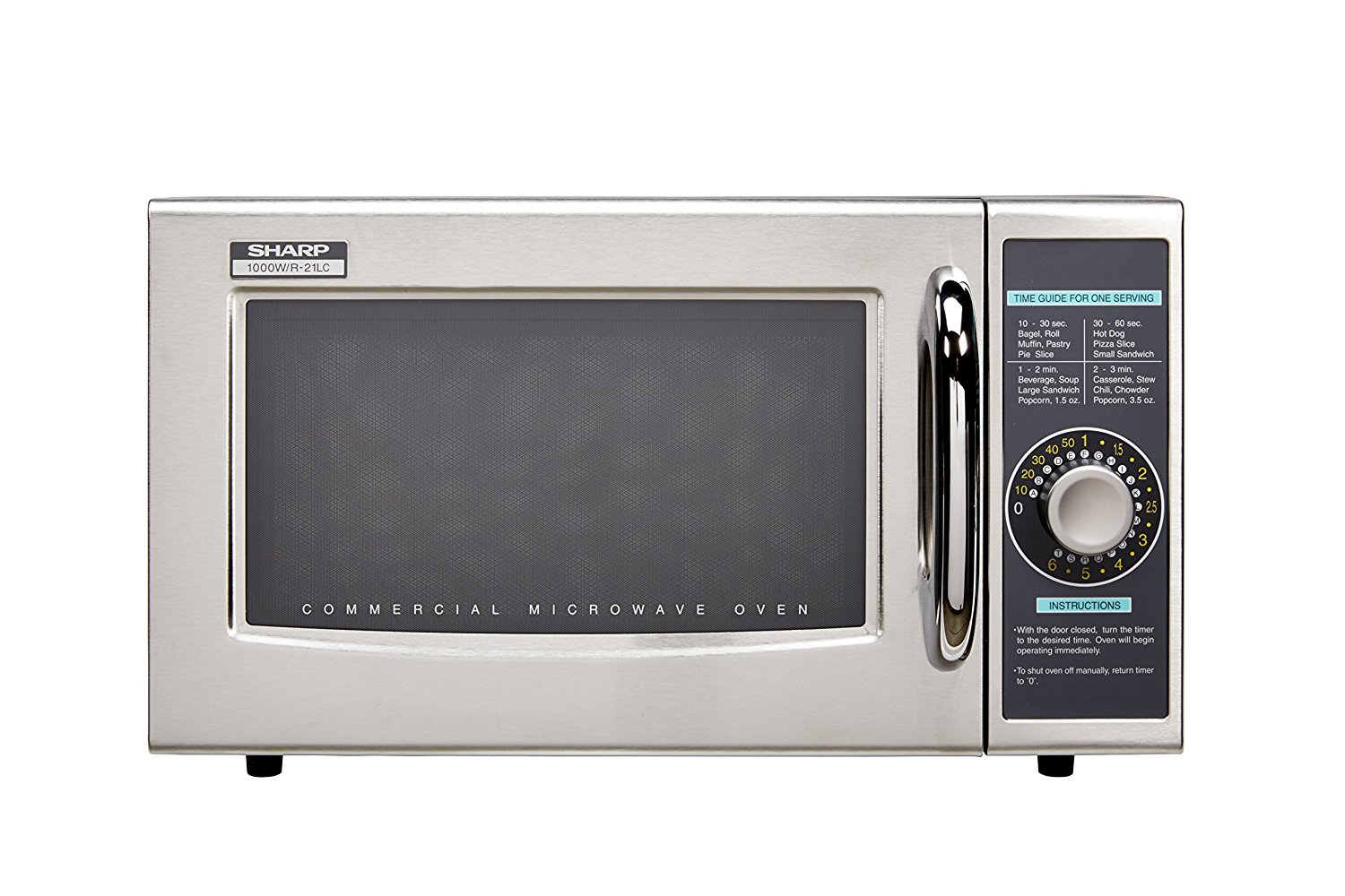 sharp microwave oven
