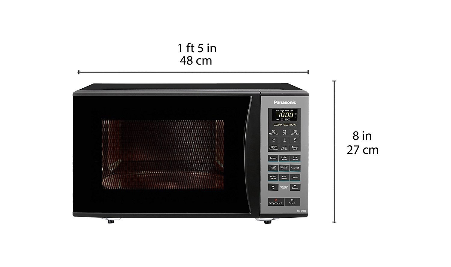 Panasonic Stylish Microwave