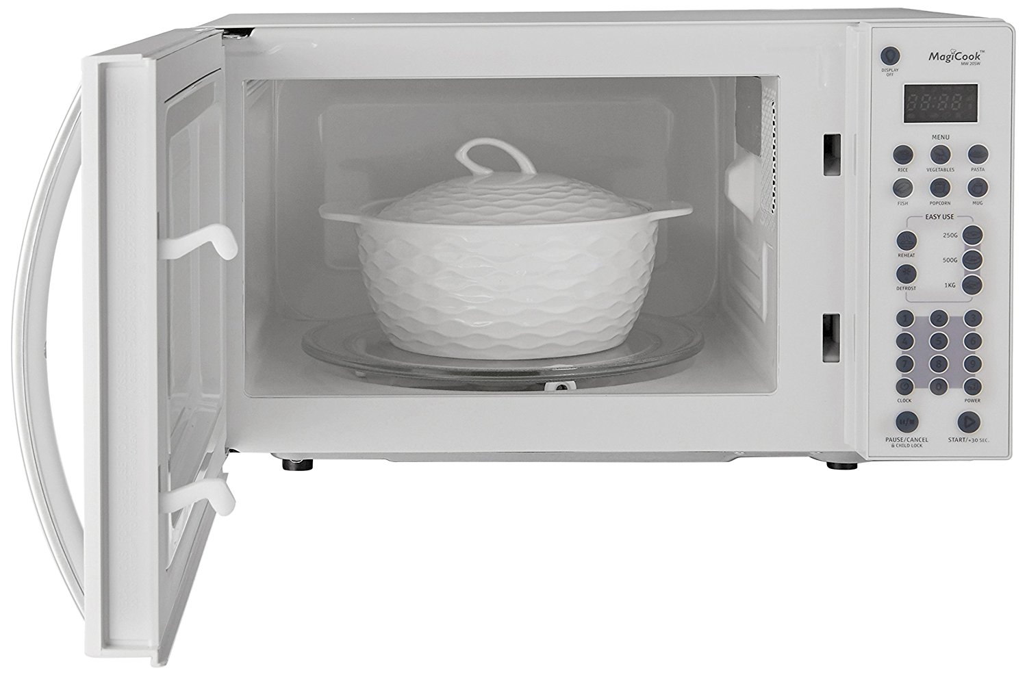 Whirlpool solo 20 liters microwave oven