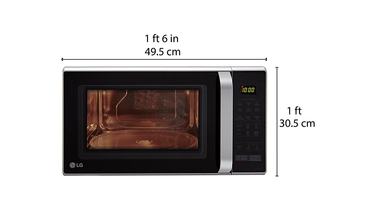 lg convection oven 28 l