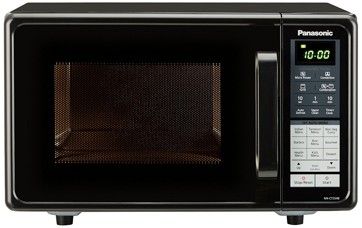 Panasonic 20 L Convection Microwave Oven (NN-CT254BFDG, Black)