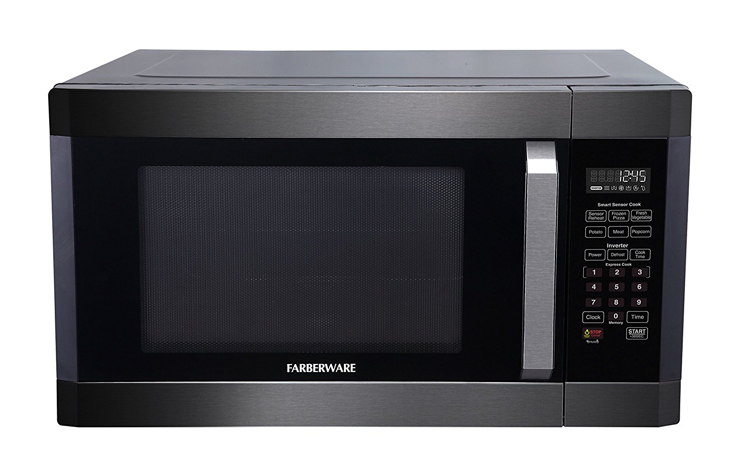 1.6 cubic feet microwave oven 1300 watts