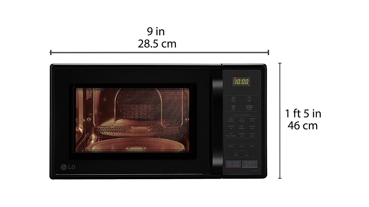top brand lg oven