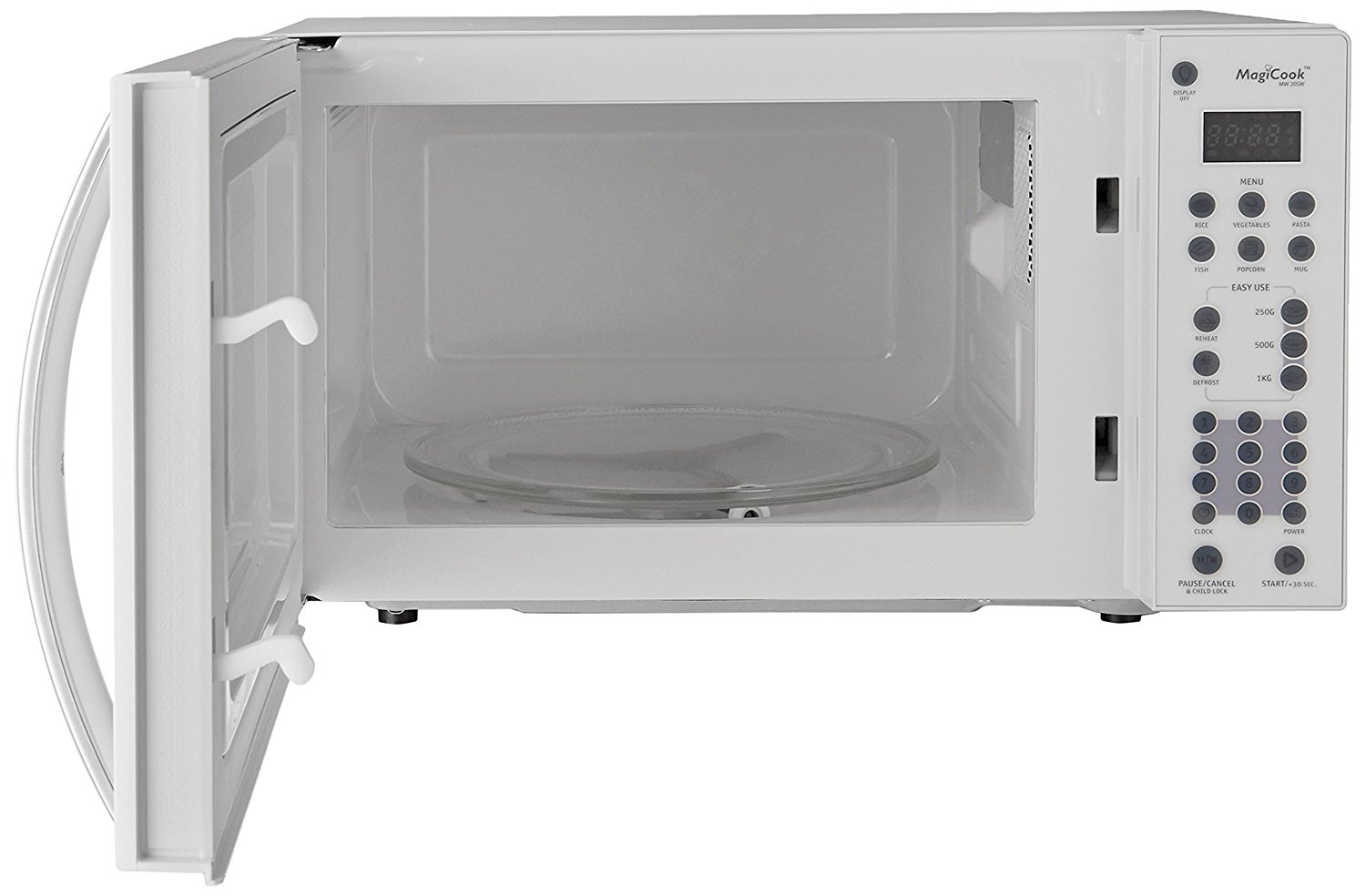 Whirlpool microwave oven 20 liters