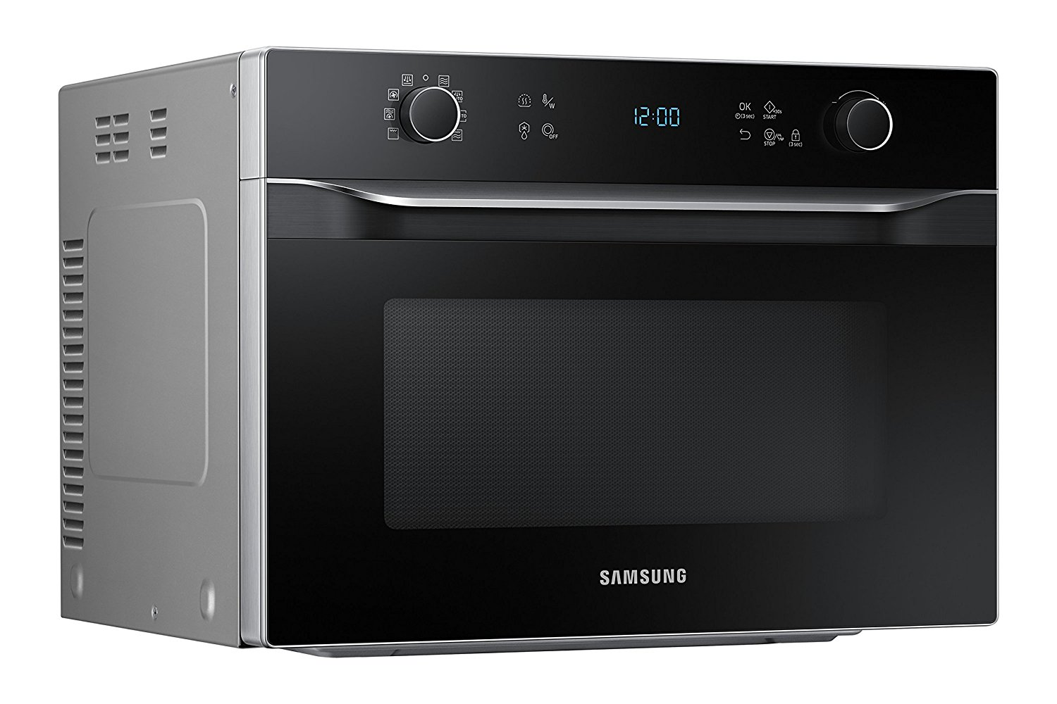 Samsung Black microwave oven