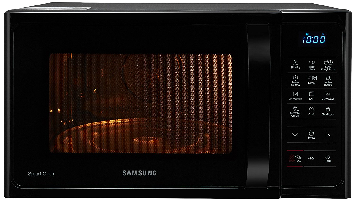 samsung 28 liters microwave oven