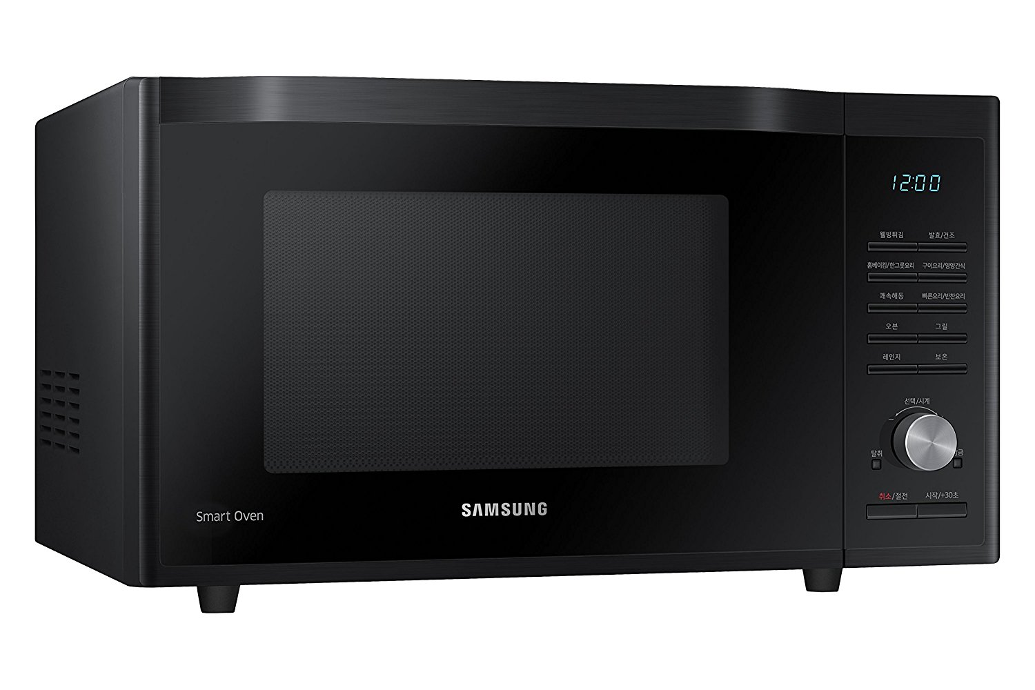 32 Liters black convection samsung microwave