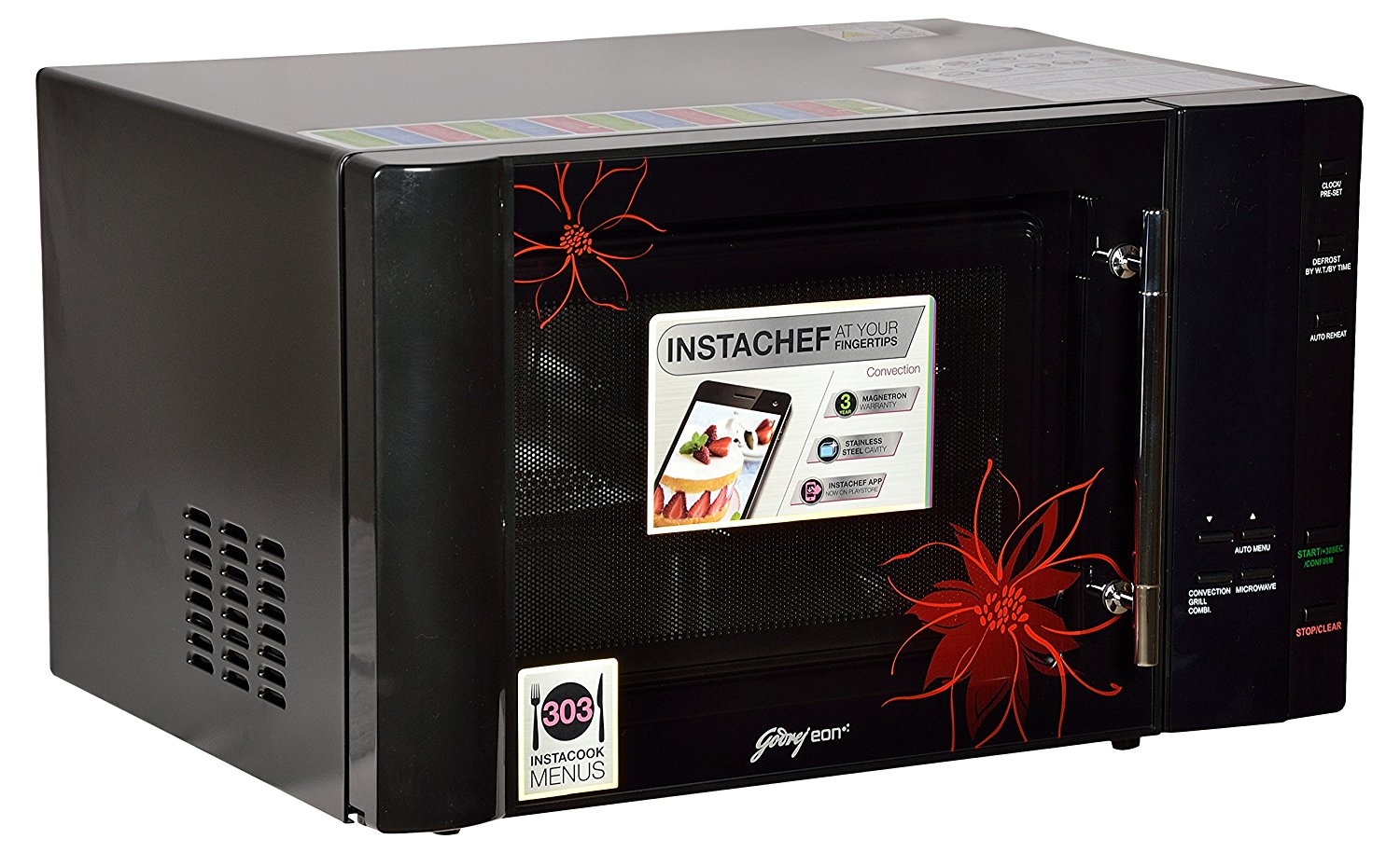 Godrej 30 liters convection microwave oven