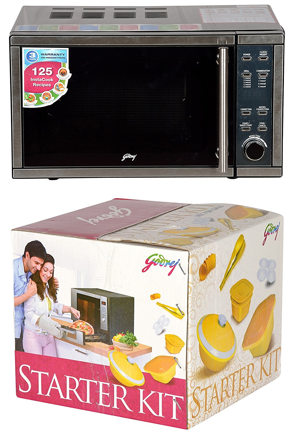 Microwave Oven from Godrej Brand
