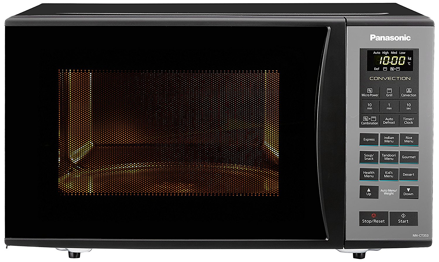 Convection Microwave Oven 23 liters capacity from Panasonic