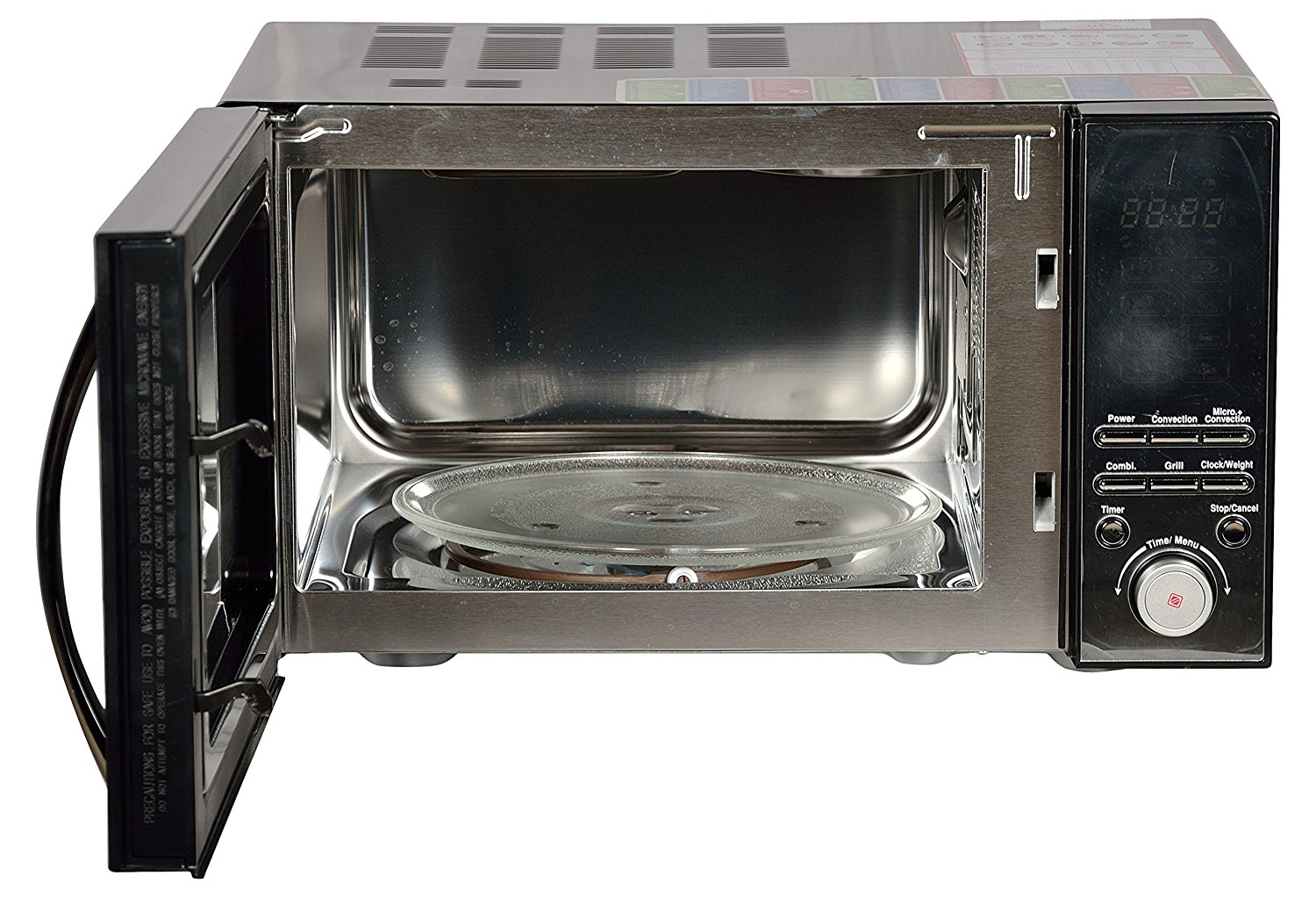 Godrej convection mode microwave
