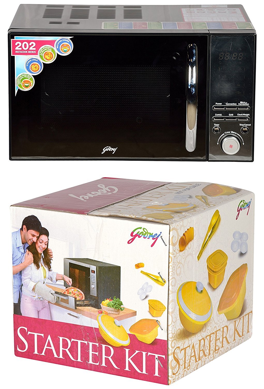 Godrej microwave high capacity oven