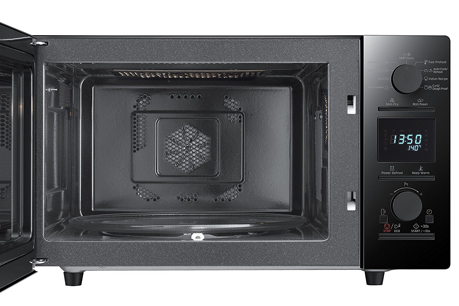 Samsung Convection Microwave Black Oven