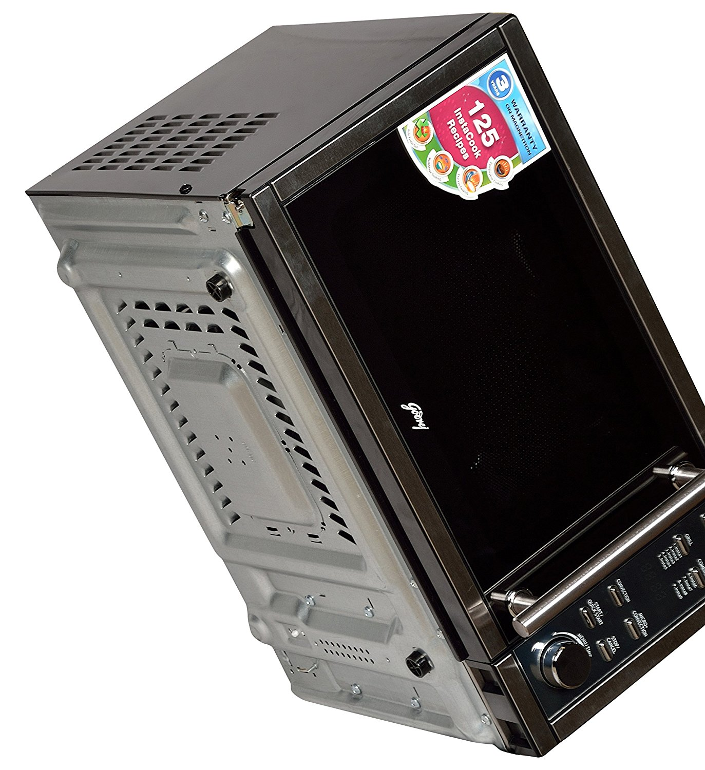 20 L capacity microwave from LG