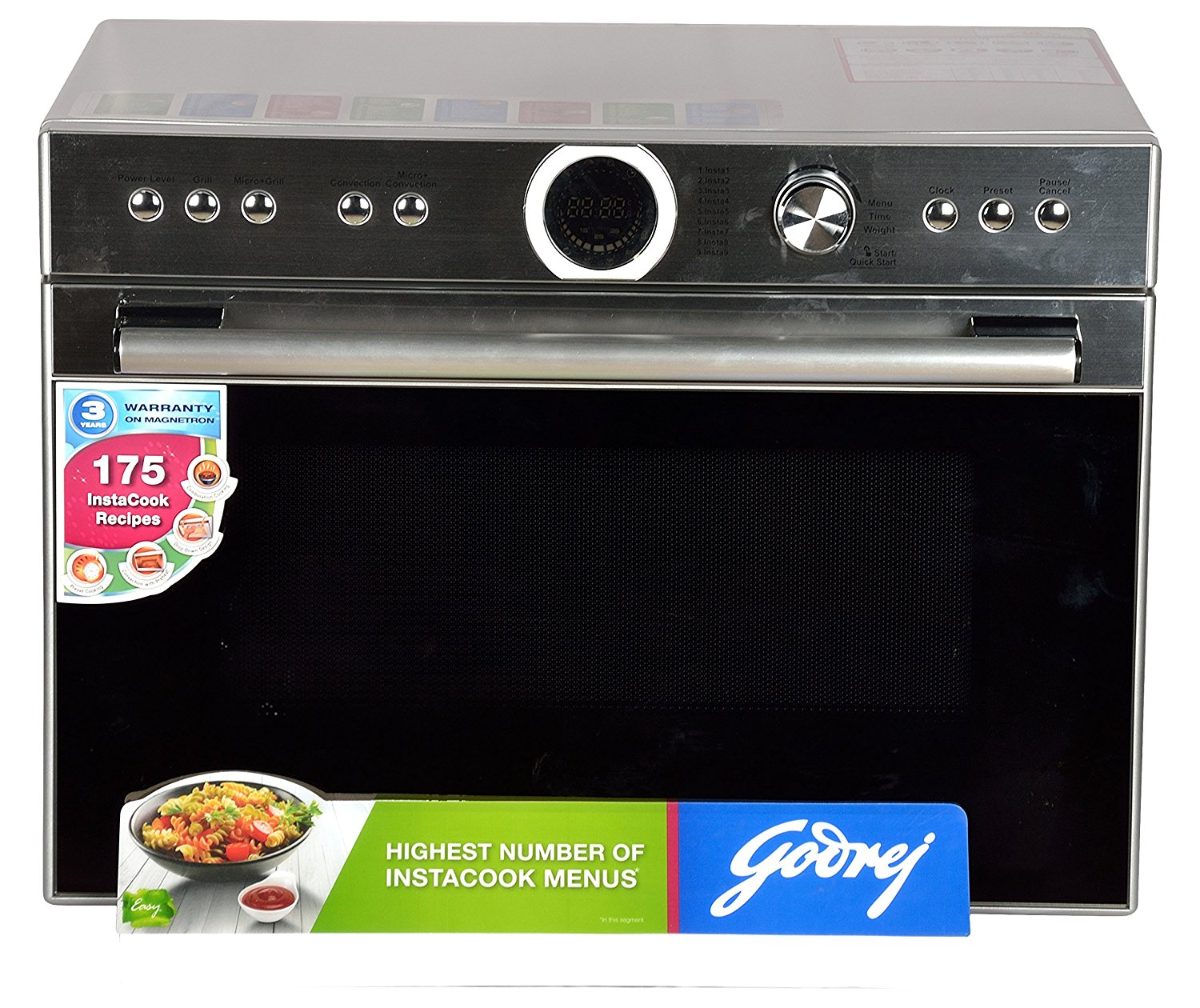 Godrej 34 liters convection microwave oven
