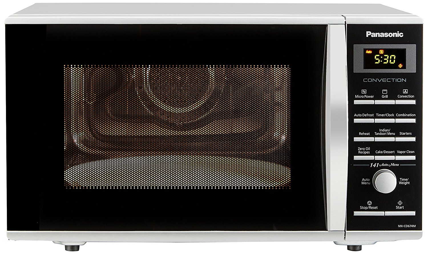 Panasonic 27 L Convection Microwave Oven Nn Cd674mfdg