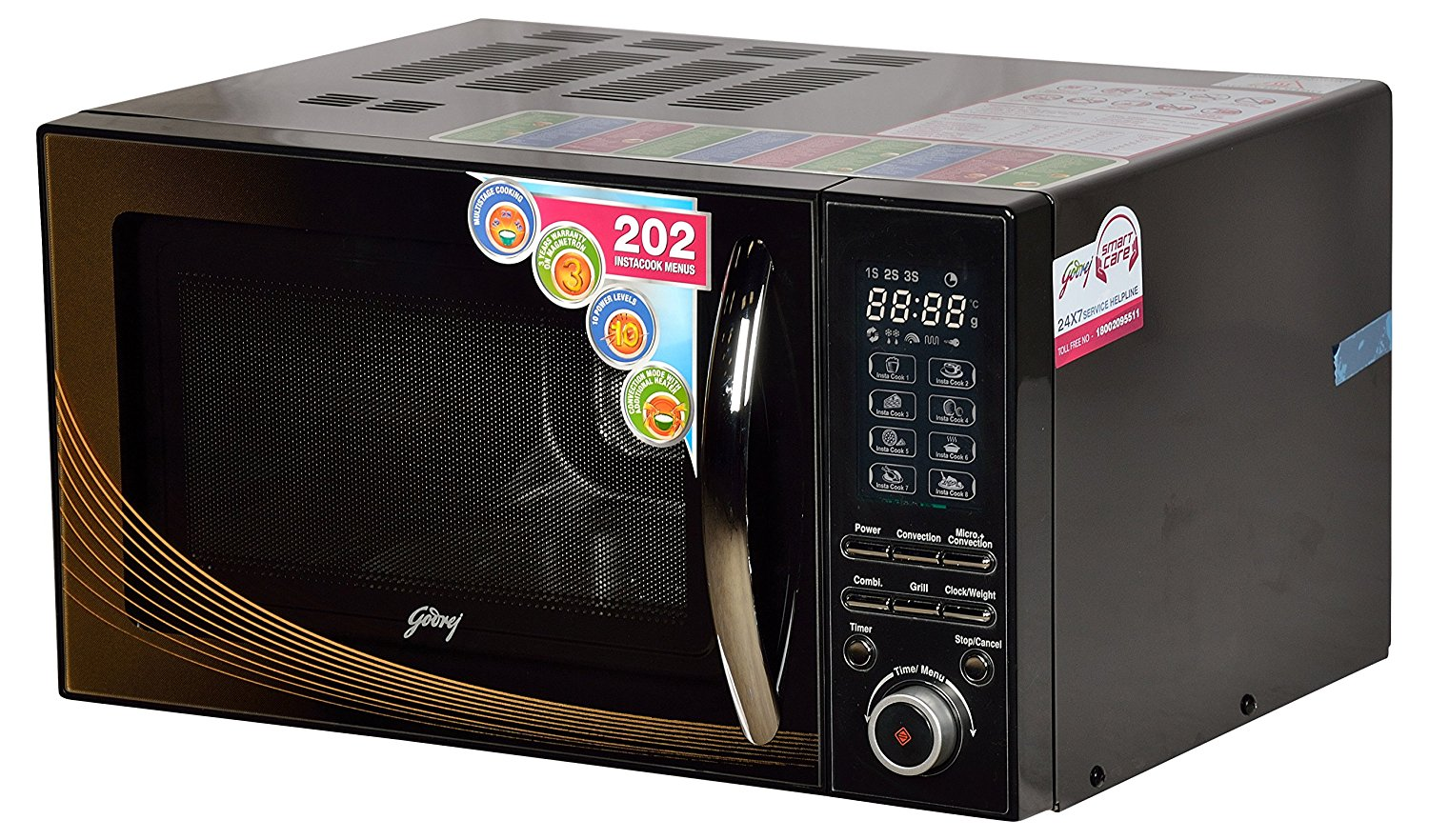microwave oven from Godrej